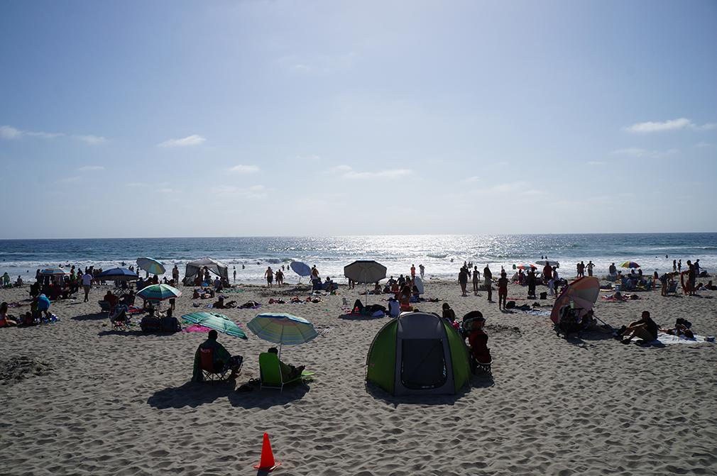 Mission Beach 2014