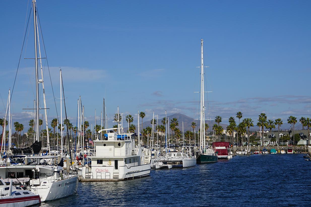 Chula Vista Harbor 2018